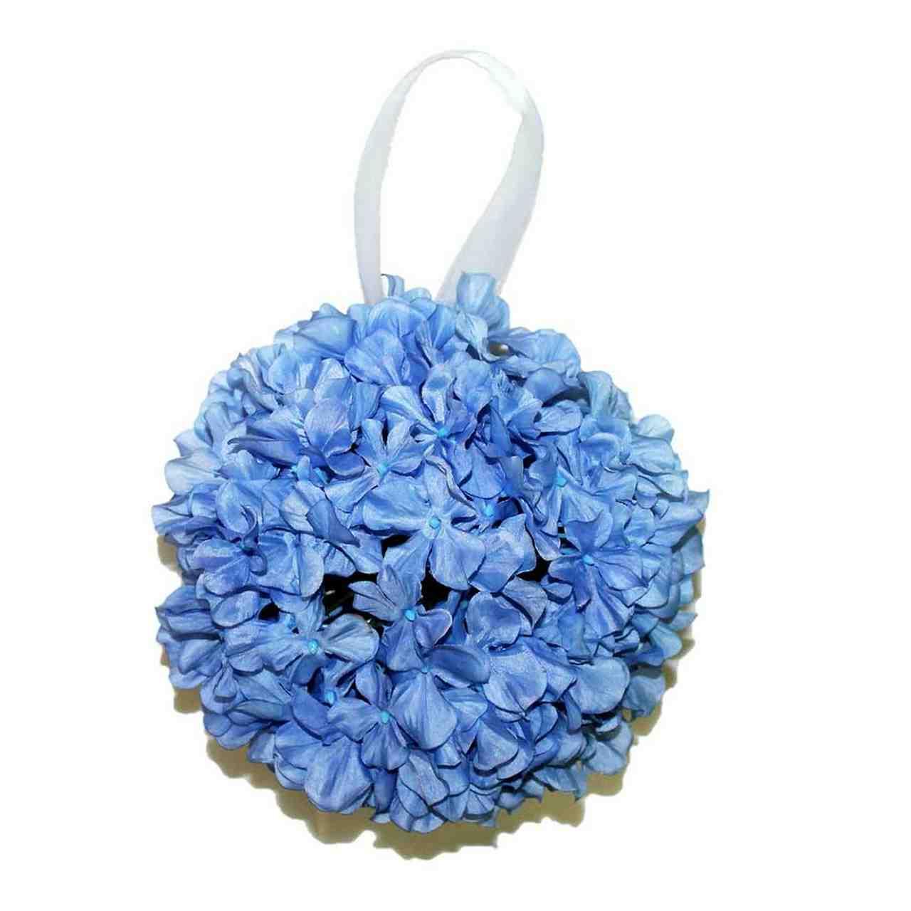 Comment garder un hortensia bleu