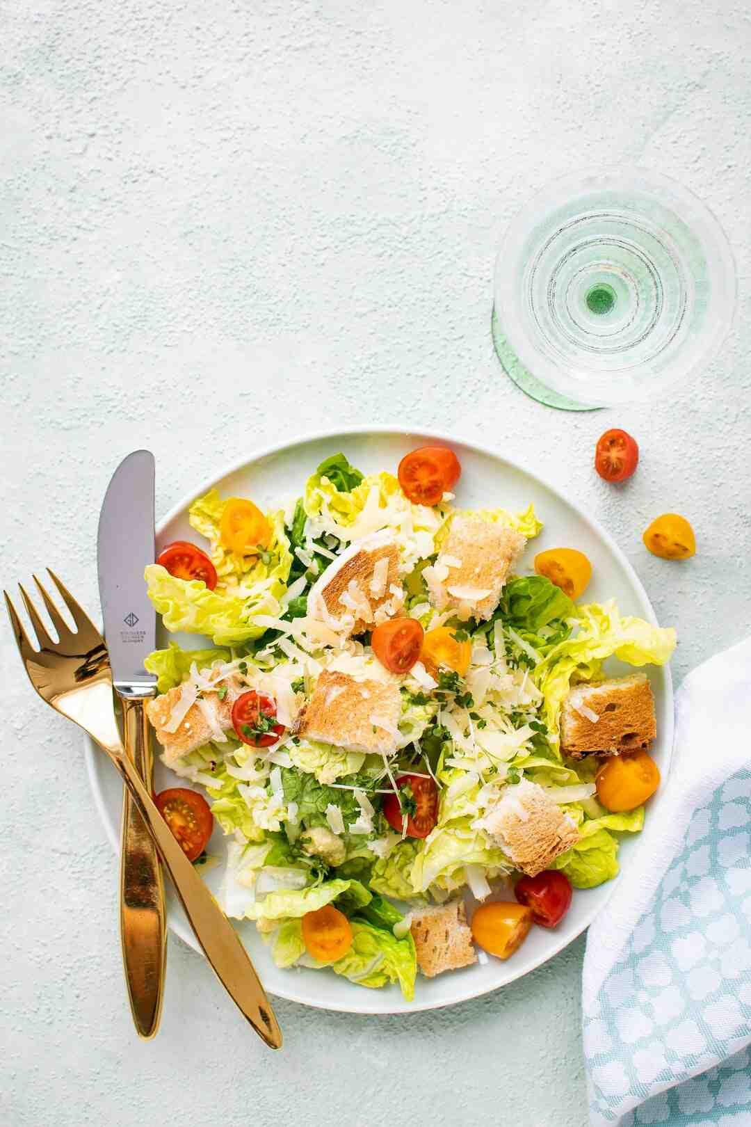 Comment laver la salade à l'eau de Javel ?