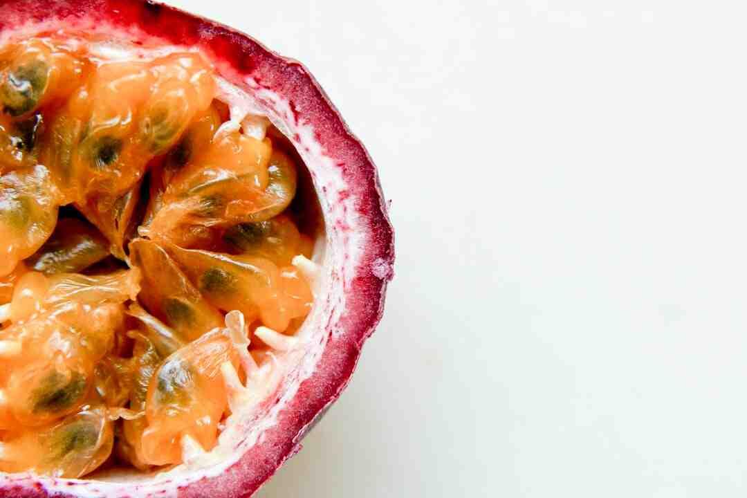 Comment manger les fruits de la passion